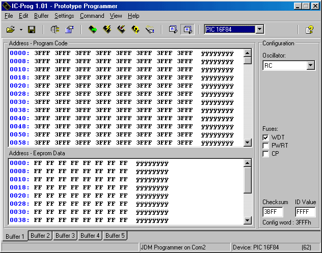 Eeprom bin file editor software